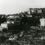 Panorama Perugia e padiglioni maschili