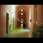 """Interno ex padiglione Zurli/""""Hospice"""" - frammento del film"""